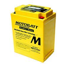 Motobatt MBTX14AU (YTX/YB14)