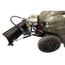 El-Hydrauliskt Kraftpaket Till ATV Komplett med Plogvinkel & Ploglyft