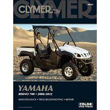 Clymer Verkstadsbok Yamaha Rhino 700