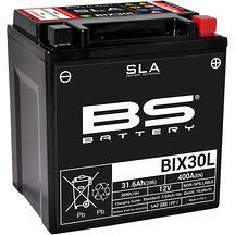 BS ATV Batteri BIX30L SLA 12V (YTX30)