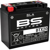 BS ATV Batteri BTX20 SLA 12V (YTX20)