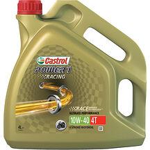 Castrol Power 1 Racing 4T 10W-40 Helstyntet 4L