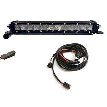 Viklight 14 Tums 60W / 5400 Lumen LED Extraljusramp Med Kablage