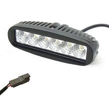 VIK LIGHT 0218D 40W / 3400 Lumen LED Arbetsljus