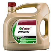 Castrol Power 1 GPS 4T 10W-40 Delsynt 4L