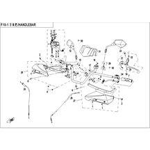 Kontroll Vänster Traktor CF moto 550