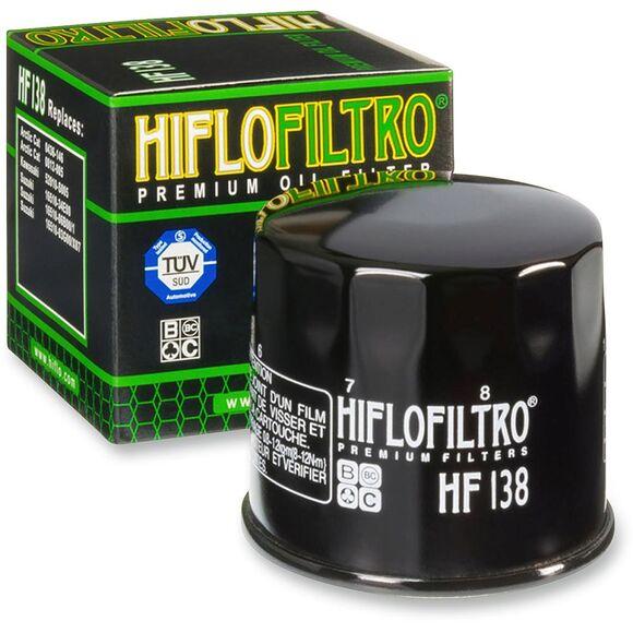 HIFLO HF138 Oljefilter