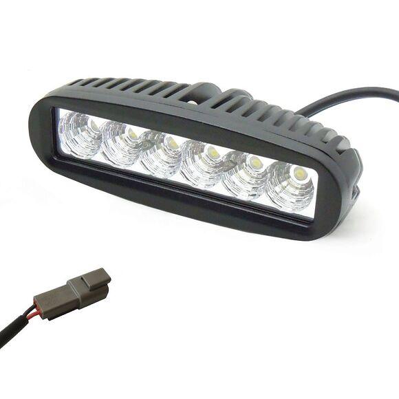 VIKLIGHT VIK LIGHT 0218D 40W / 3400 Lumen LED Arbetsljus